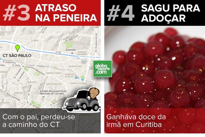 Cartela Curiosidades Ceni 2 (Foto: GloboEsporte.com)