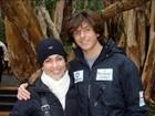 'Meu anjo de luz', diz Cissa Guimarães no aniversário de morte do filho
