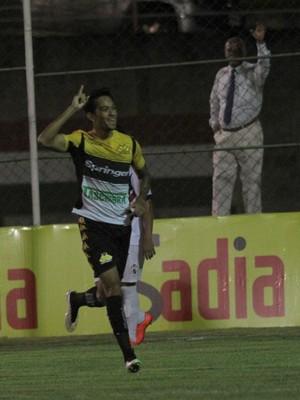 Lucca, jogador do Criciúma (Foto: Fernando Ribeiro/www.criciumaec.com.br)