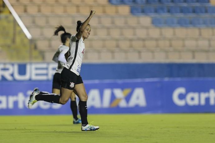 Corinthians e Iranduba futebol feminino (Foto: Leandro Martins/All Sports)
