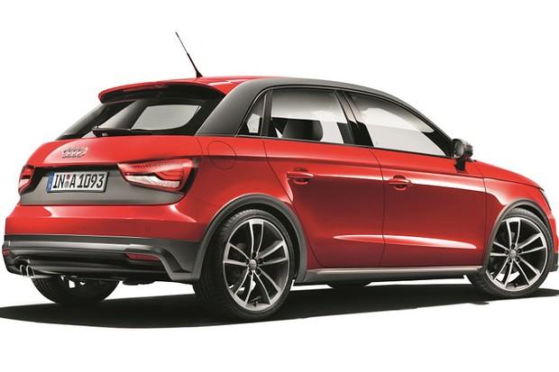 Edição especial Audi A1 Sport  (Foto: Divulgação)