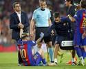 Após corte de Messi, AFA se desculpa ao Barça por declarações de Bauza