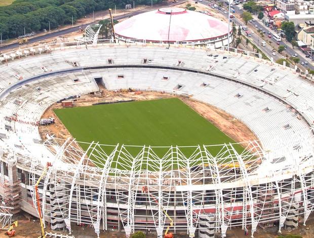 Arena beira rio porto alegre (Foto: Divulgação / Ministério do esporte)