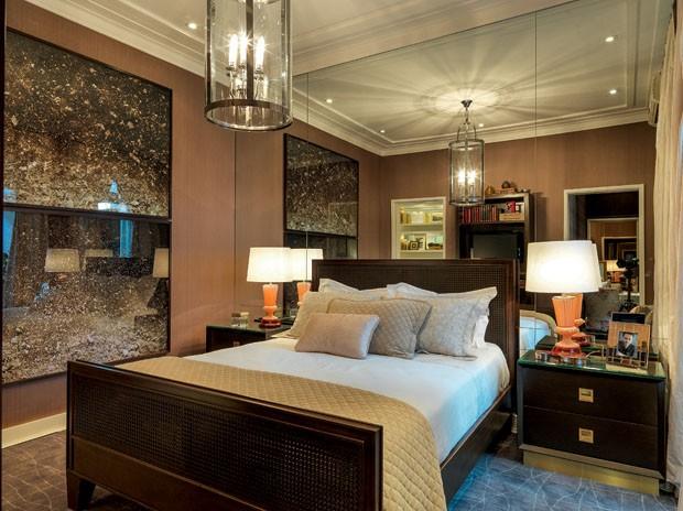 12 quartos para todos os estilos Casa Vogue Ambientes ~ Quarto Rustico Masculino