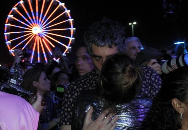 Letícia Colin e Michel Melamed (Foto: Marcos Ferreira/Brazil News)
