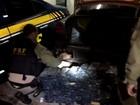 PRF apreende mais de 100 kg de maconha escondidos em carro no RS