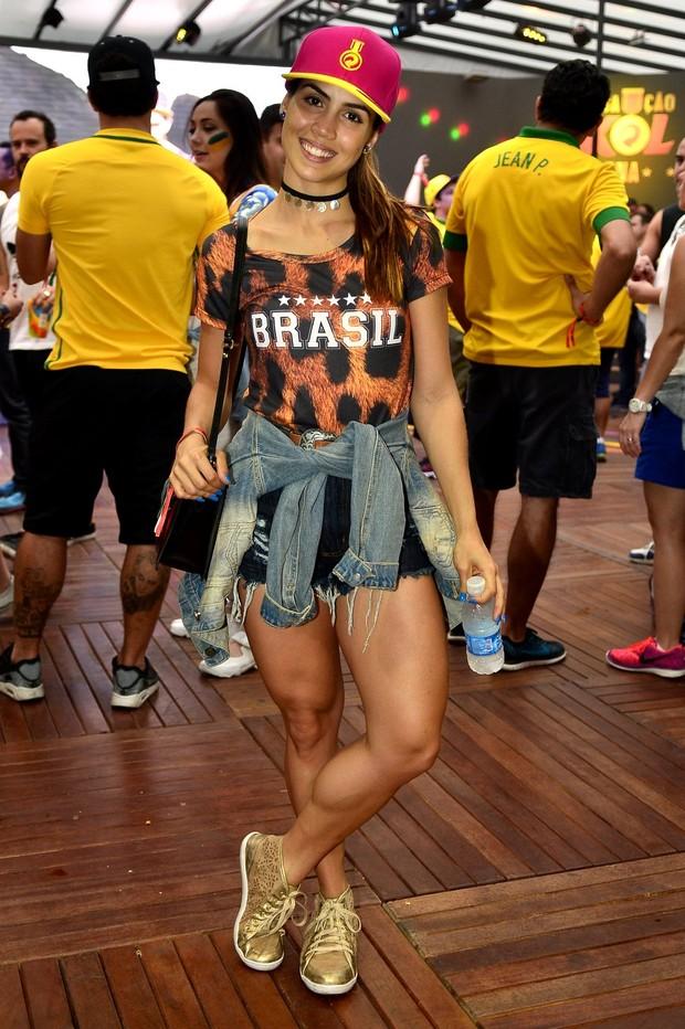 Pérola Faria (Foto: Roberto Teixeira / EGO)