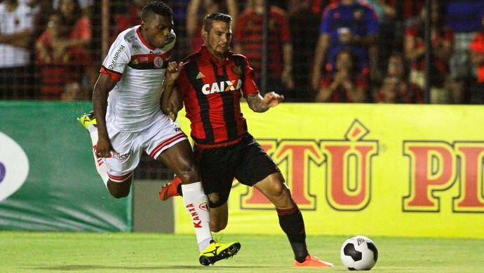 Sport x Campinense Copa do Nordeste (Foto: Marlon Costa / Pernambuco Press)