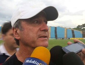 Levir Culpi Atlético-MG (Foto: Marcelo Jordy)