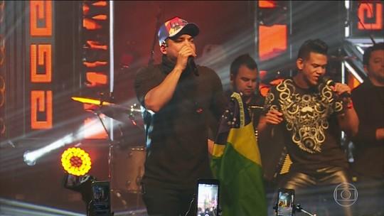 Wesley Safadão faz 1ª turnê na Europa