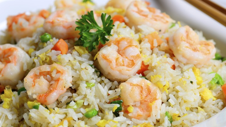 receitas_arroz_camarao (Foto: Thinkstock)