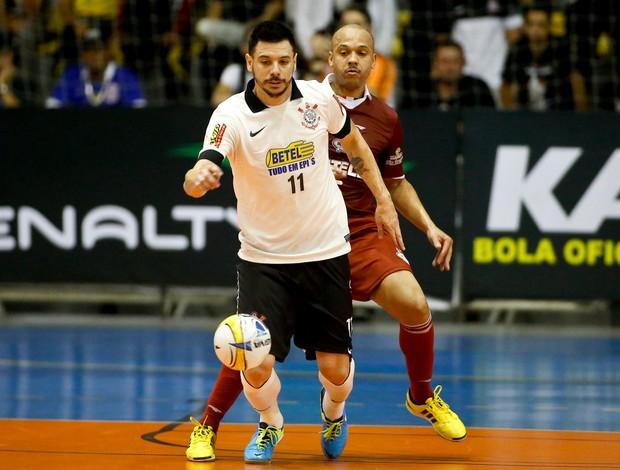 Simi Corinthians Orlândia semifinal Liga Futsal (Foto: Rodrigo Coca/Ag. Corinthians)