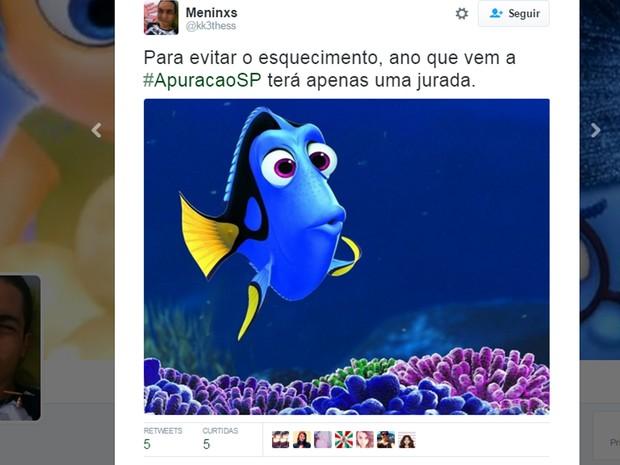 meme carnaval 9 (Foto: Reprodução/Twitter)