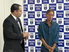 Polícia prende homem acusado de assaltar banco três vezes seguidas