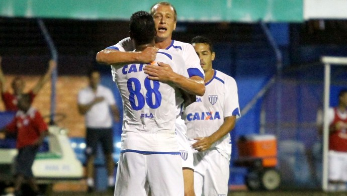 Marquinhos Cleber Santana Avai (Foto: Jamira Furlani/Avaí FC)