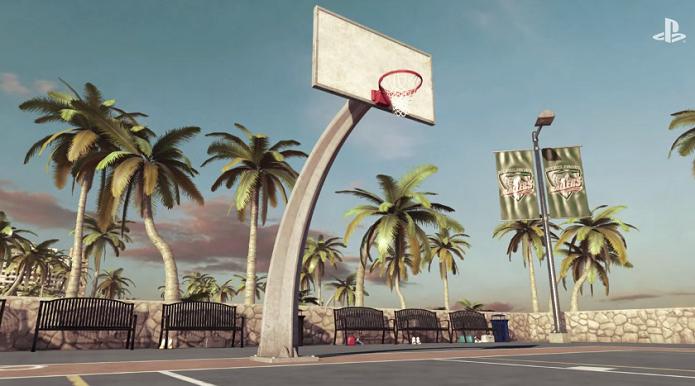 Modo MyPark vai ter conteúdo exclusivo no PS4 (Foto: Divulgação/Sony)
