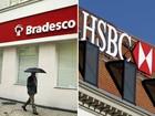 Clientes do HSBC são integrados pelo Bradesco neste sábado