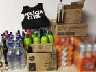 Ação prende suspeitos de vender bebida alcoólica a menores no RS