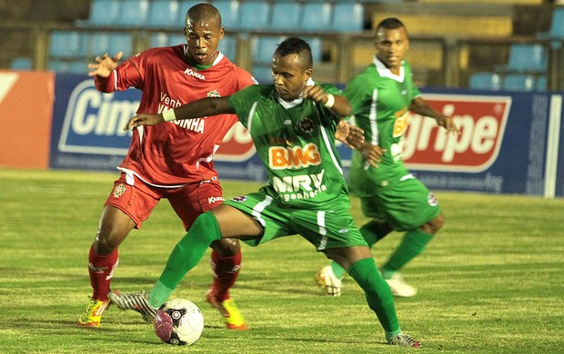 Chiquinho do Ipatinga x Boa Esporte (Foto: Sergio Roberto / Agência Estado)