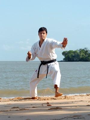 Chinzô é irmão de Lyoto Machida (Foto: Divulgação/Assessoria de Imprensa)