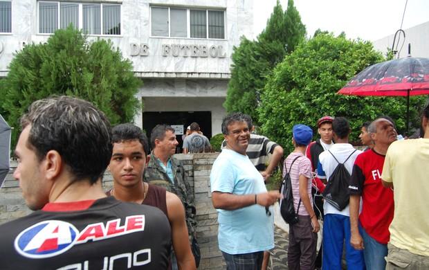 Procon suspende venda de ingresso em João Pessoa para Campinense x Flamengo