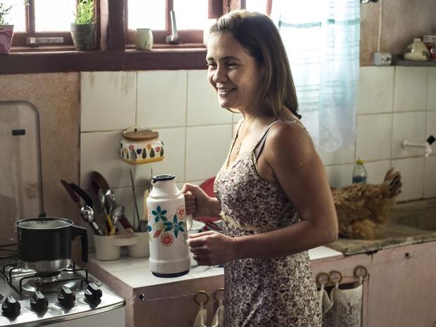 Adriana Esteves como Fátima de Justiça (Foto: Estevam Avellar/ Globo)
