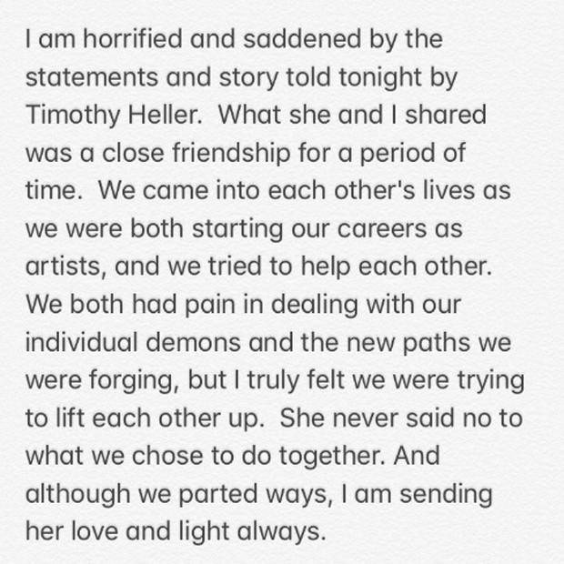 Melanie Martinez se pronuncia sobre caso (Foto: Reprodução/Instagram)