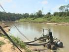 Com seca do rio, Depasa vai realizar 'blitz' para evitar desperdício de água