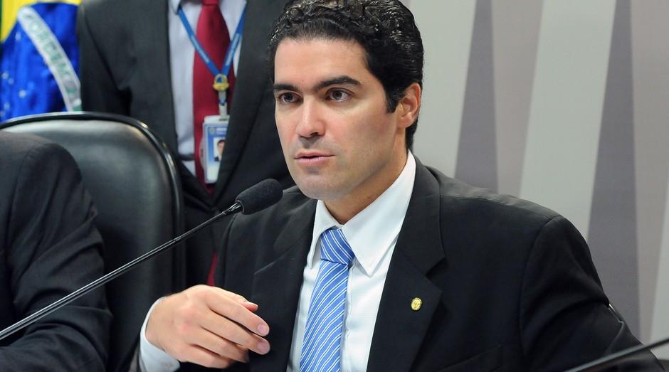 Deputado Newton Cardoso Jr. (Foto: Luis Macedo/Câmara dos Deputados)