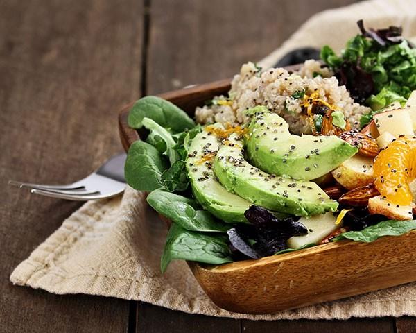 Faça uma dieta detox para começar o ano com tudo! (Foto: Thinkstock)