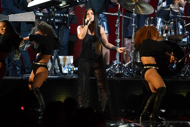 Demi Lovato  (Foto: Getty Images)