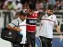 Com dores na coxa, Allan Vieira vira dúvida no Santa Cruz contra Palmeiras