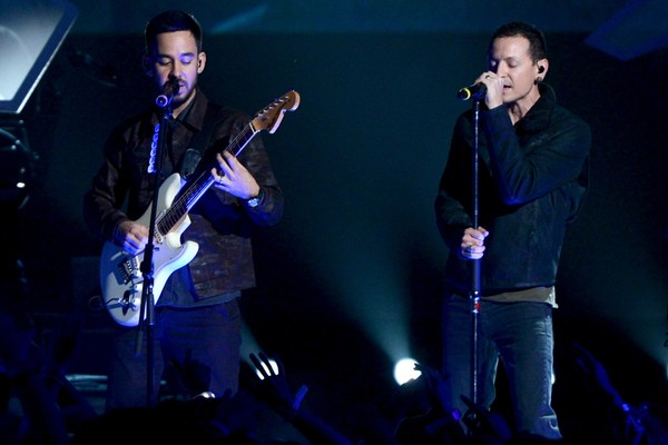 A banda Linkin Park (Foto: Getty Images)
