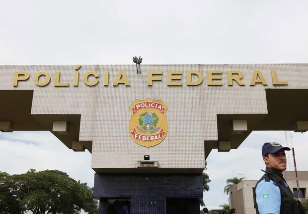 Polícia Federal - Operação Zelotes (Foto: Michel Filho / Ag. O Globo)