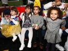 Após festa junina, Rafaella Justus confere o espetáculo Disney on Ice