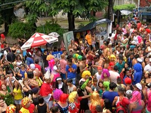 Carnaval em Vigia reune cerca de 30 mil folões no nordeste do Pará (Foto: Reprodução/TV Liberal)