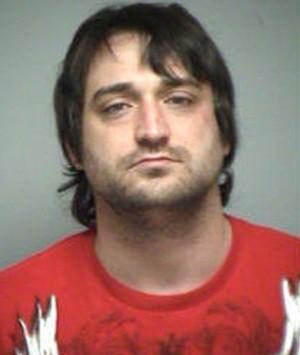 Duane Immich foi preso após tirar soneca durante roubo a residência nos EUA (Foto: Divulgação/Lake County Jail)