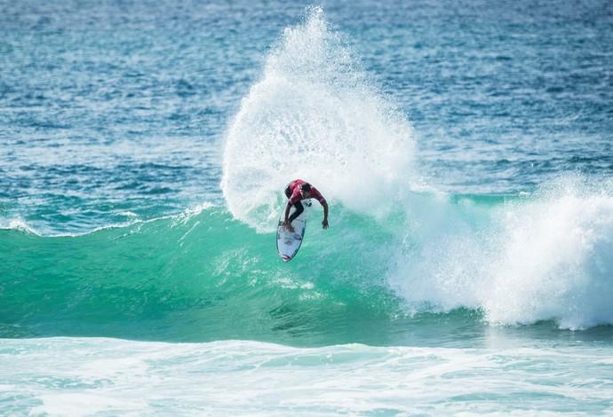 Gabriel Medina etapa da frança mundial de surfe (Foto: Divulgação/WSL)