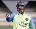 Presente de aniversário: após fratura nasal, Rafinha volta ao Barça na Liga