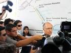 Alckmin defende ação na Cracolândia e diz que polícia deve combater tráfico