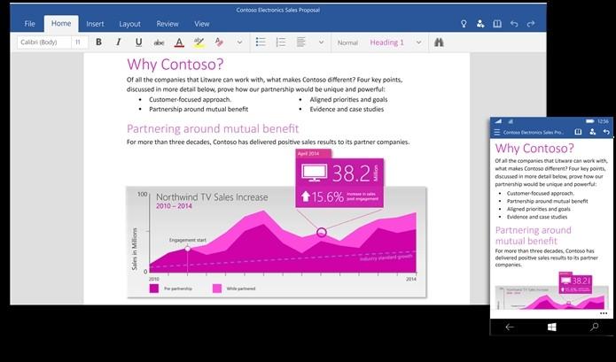 Word para Windows 10 (Foto: Divulgação)