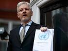 Defesa de Assange pede à justiça sueca retirada da ordem de prisão