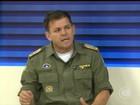 PM anuncia envio de 156 policiais para reforçar a segurança no Sul do Piauí