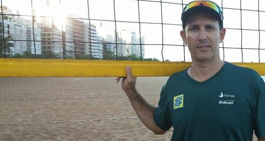 HAJA FÔLEGO (Richard Pinheiro/GloboEsporte.com)