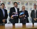 Chefão da MotoGP firma acordo para etapa do Mundial de 2014 em Brasília