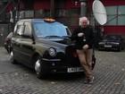 Famosos táxis pretos são motivo de orgulho em Londres