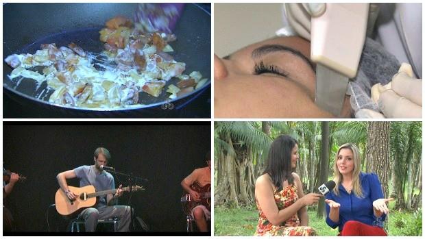 Destaques deste sábado (06) (Foto: Bom Dia Amazônia)