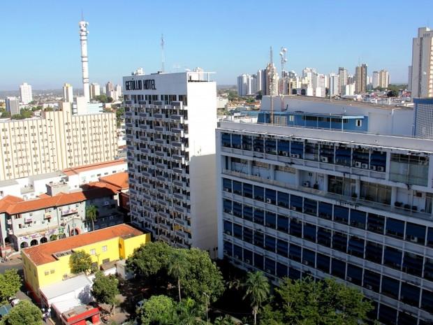 Prefeitura de Cuiabá (Foto: Luiz Alves/Prefeitura de Cuiabá)