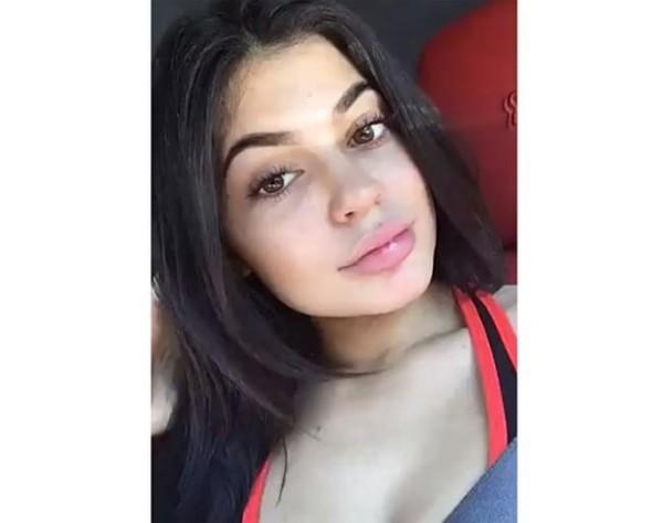 Kylie Jenner publicou vídeo sem maquiagem na internet (Foto: Reprodução / Instagram)