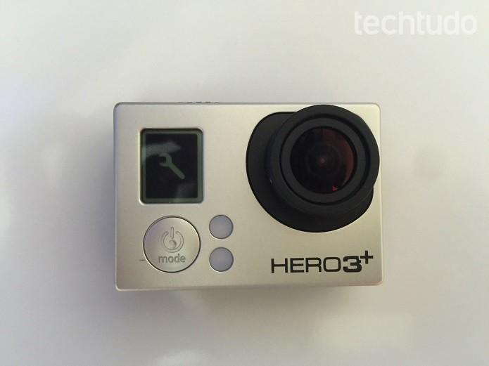 Mude as configurações da GoPro para melhorar a câmera lenta  (Foto: Aline Jesus/TechTudo)